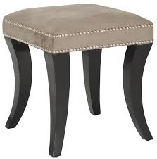 mcr4616b vanity stools furniture by safavieh