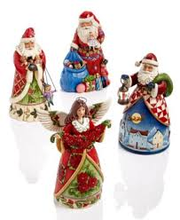 Jim Shore Christmas Ornaments On Sale jim shore angel with poinsettia collectible figurine holiday
