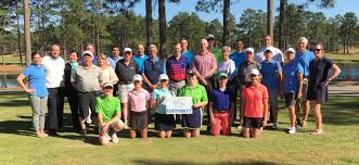 staff the first tee of the sandhills
