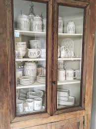 Display Dishes In China Cabinet My Conversation With Rae Dunn About How To Take Care Of Your Rae