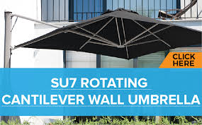 Large Umbrella For Patio Large Cantilever U0026 Offset Patio Umbrellas Shadowspec Usa