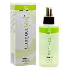 Toner Acne tonezitoily acne toner clinical care skin solutions