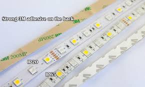ip67 led strip lights 24v rgbw led strip witoptech