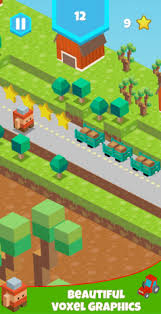 blocky roads version apk blocky roads 1 0 apk for android aptoide
