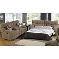 Reclining Fabric Sofa Catnapper Siesta Lay Flat 3 Power Reclining Sofa Set In Wine