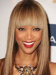 trangole face medium lenght the latest haircut the best and worst bangs for inverted triangle faces face