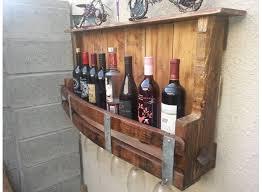 wall mounted wine bottle rack wine barrel wine rack glass holde