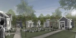 Tiny Housing 20 Micro Homes For Homeless Planned In South Nashville
