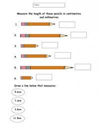 length teaching ideas