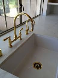 brass kitchen faucet unlacquered brass kitchen faucet fraufleur com