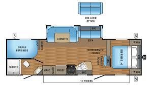 Montana Rv Floor Plans by 2018 Jayco Jay Flight 28bhbe Model