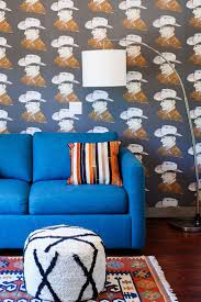 Unique Wallpaper by 17 Patterned Wallpapers To Make Your Walls Pop