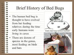 Living With Bed Bugs Bed Bugs And Long Term Care Emerging Healthcare Issue A Primer