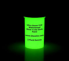 Buy Paint by Green Glow In The Dark Paint Great Things To Buy