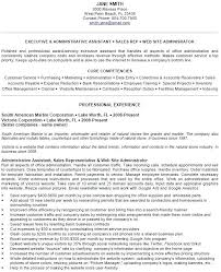 executive administrative assistant resume construction project assistant resume tomoney info