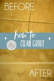 a newbie u0027s hilarious guide to cleaning grout harbour breeze home