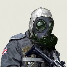 gas mask costume gas masks for cs go biochemistry outdoor black airsoft mask m04
