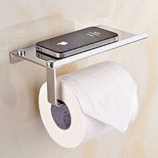 bathroom toilet paper holders bosszi wall mount toilet paper holder sus304
