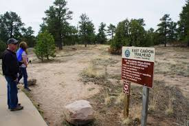 Castlewood State Park Trail Map by East Canyon Trail Castlewood Canyon State Park Co Live And