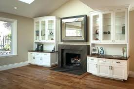 fireplace built in cabinets fireplace cabinet ideas bookshelves built in cabinet ideas around