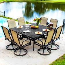 furniture agreeable person outdoor dining set room table ideas