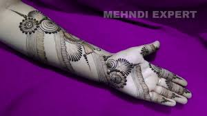 best ornament style arabic henna mehndi simple mehendi designs