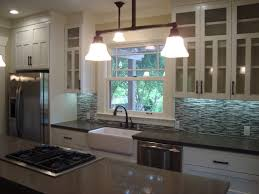 Craftsman Style Kitchen Lighting Craftsman Style Cabinets Kitchen Craftsman With Ceiling Lighting