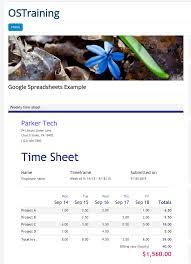 Spreadsheet Extension How To Embed Google Spreadsheets In Joomla
