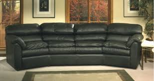 Conversation Settee Are Leather Conversation Sofas Curved Sofas The Next Big Thing