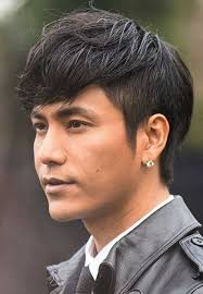 haircuts with longer sides and shorter back mens hair short sides long top mens hairstyles 2018