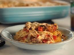 baked spaghetti recipe trisha yearwood food network