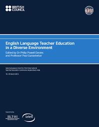tec13 english language teacher education in a diverse environment