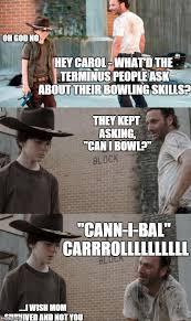 Rick Carl Memes - rick and carl 3 meme imgflip