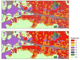 using the urban atlas dataset for estimating spatial metrics