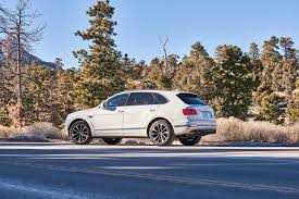 suv bentley 2017 price 2017 all stars contender bentley bentayga automobile magazine