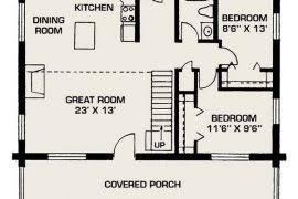 tiny cabin floor plans homepeek