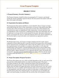 grantspace u0027s collection of free downloadable sample grant
