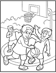 Coloring Sports Colouring Sports Coloring Sheets U201a Sports