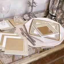 assiette jetable mariage une déco de table originale avec de la vaisselle jetable