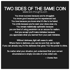 yin yang a perspective
