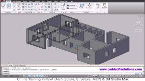 Cad Floor Plans by Autocad 3d House Modeling Tutorial 1 3d Home Design 3d