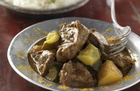 cuisiner du boeuf mijoté de boeuf antillais ou colombo recettes de cuisine la