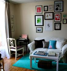 Home Decorating Tips For Small Spaces - Living room designs for small space