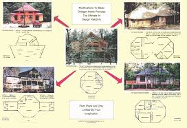 octagon home plans octagon home plans