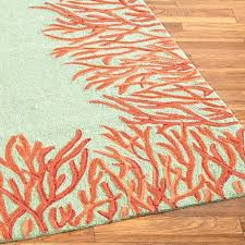 Coral Area Rugs Sale Coral Area Rug Bikepool Co