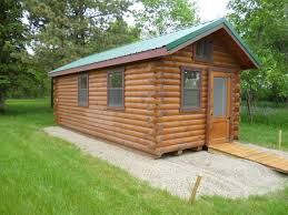 trophy amish cabins llc 10 x 20 bunkhouse cabinshown in the trophy amish cabins llc 10 x 22 lodgeunderwood