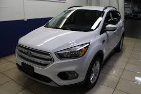 ford escape grey new 2018 ford escape se fwd sport utility in morton a50216 mike
