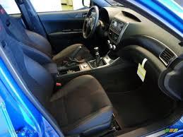 2013 Sti Interior Sti Black Alcantara Carbon Black Interior 2013 Subaru Impreza Wrx