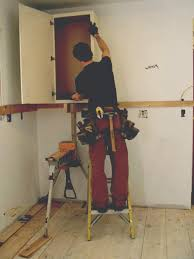 mounting kitchen cabinets installing kitchen cabinets old house restoration products