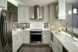 Flat Front Kitchen Cabinet Doors Flat Front Kitchen Cabinets Or Image For Flat Panel Cabinet